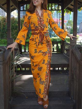 [Custom-Made] R A Y A Batik Set