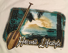 Hawaii Lifestyle - Beige
