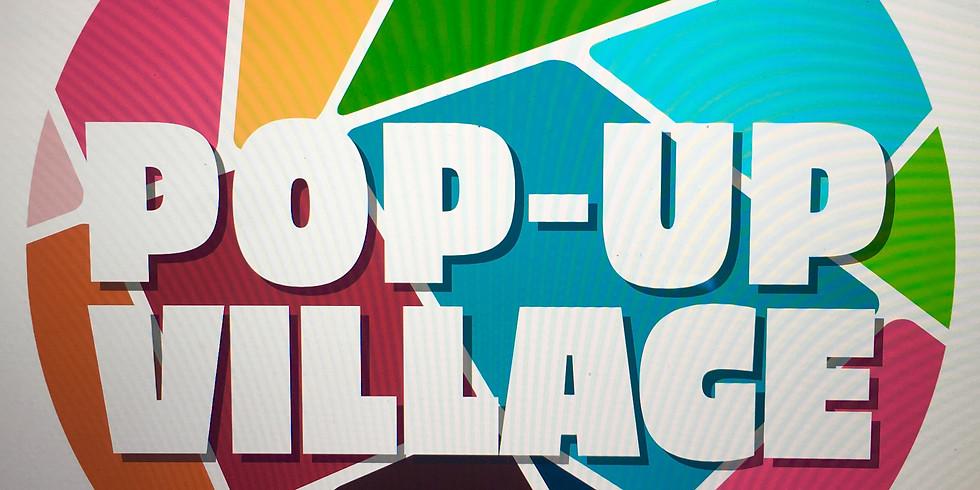 Pop-Up Village - 1st Fridays @ Mandela Grocery