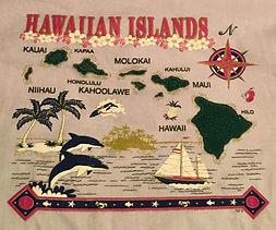 Hawaiian Islands -Sand