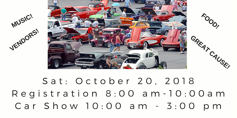 Soroptimist Car Show Fundraiser