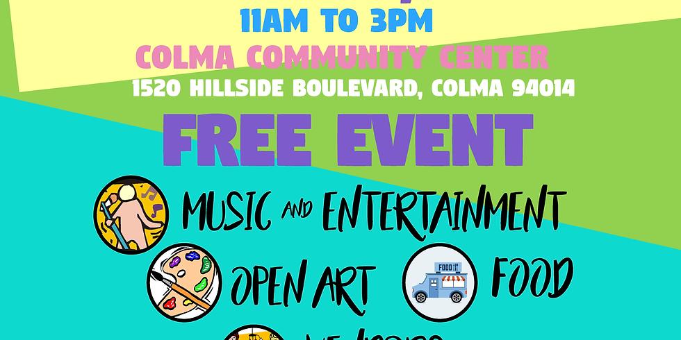 Colma Community Fair