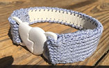Hand-Knit Heartbreaker Collar