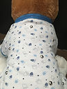 Twinkle Paws Pup Tee, Size Small