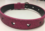 leather leash and collar, leather dog collars, dog clothes