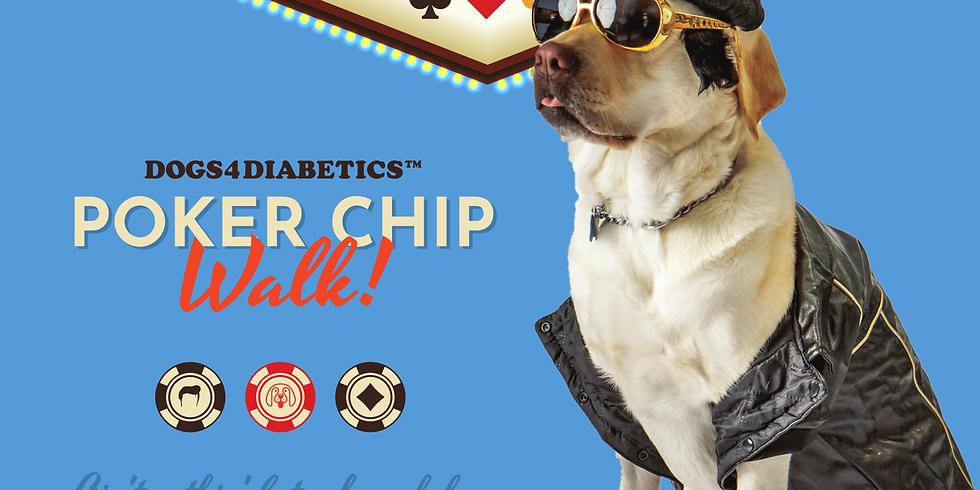 D4D Poker Chip Walk