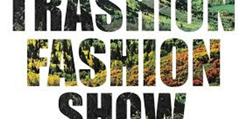 Trashion Fashion Runway Show