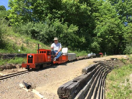 Logging & Narrow Gauge Meet:   Sept. 24 -27