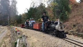 Annual Logging & Narrow Gauge Meet; Sept. 23-26