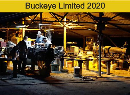 Buckeye Limited 2020 Postponed to 2022
