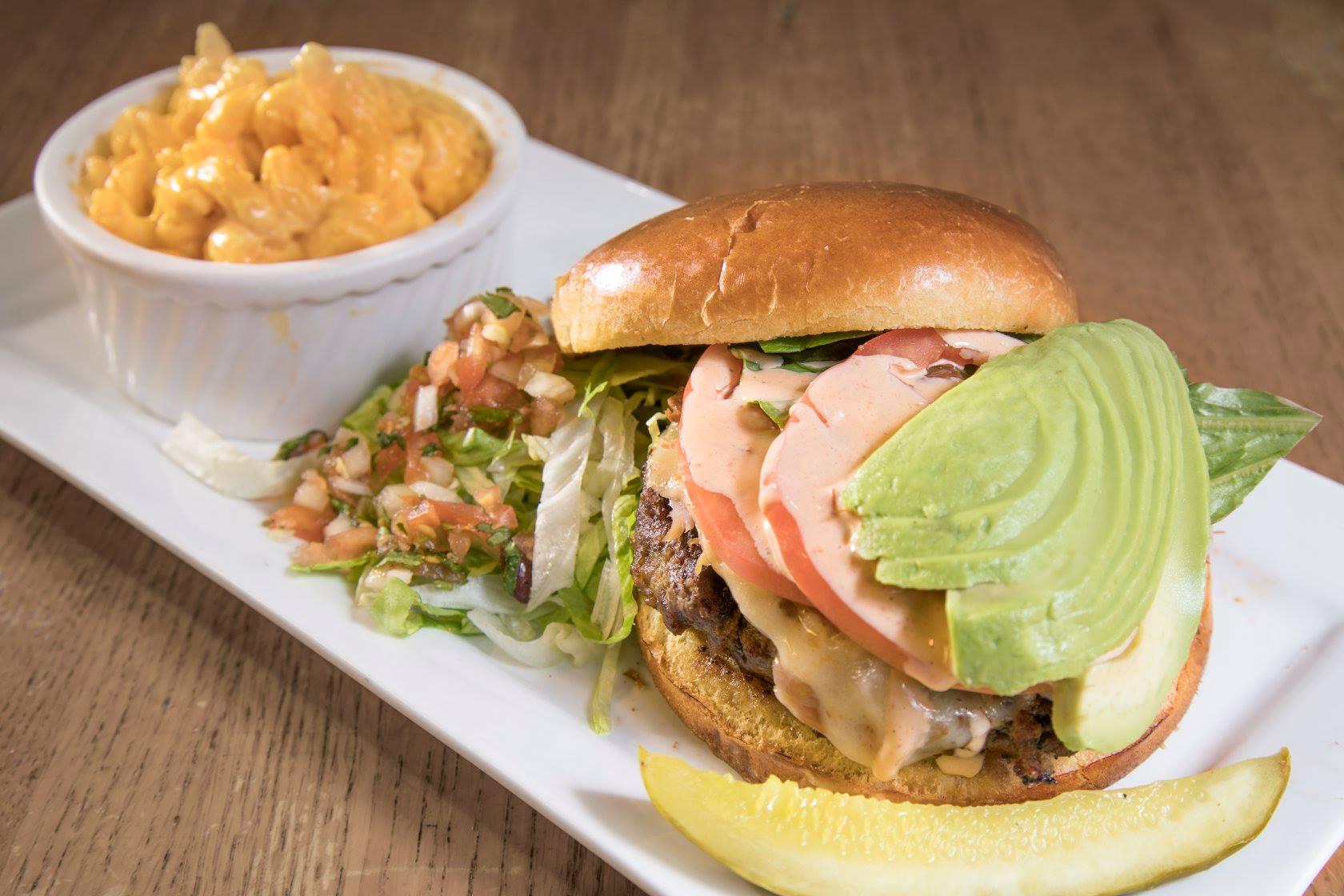 caribean burger