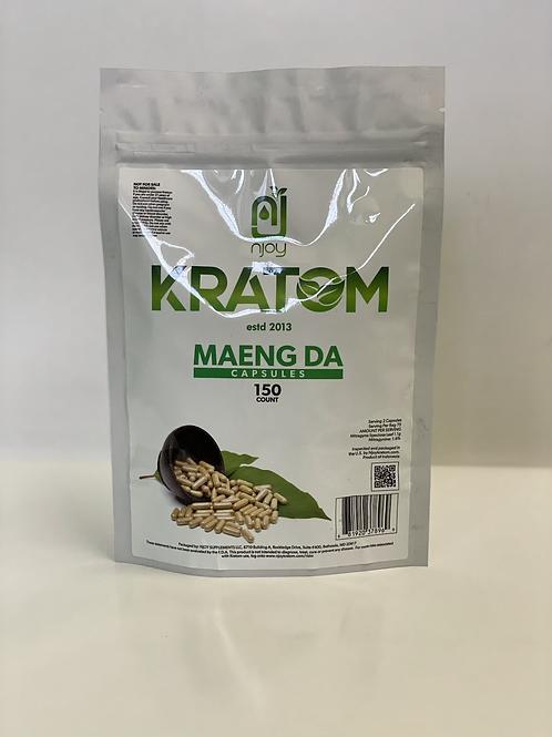 150 count capsules Green Maeng da
