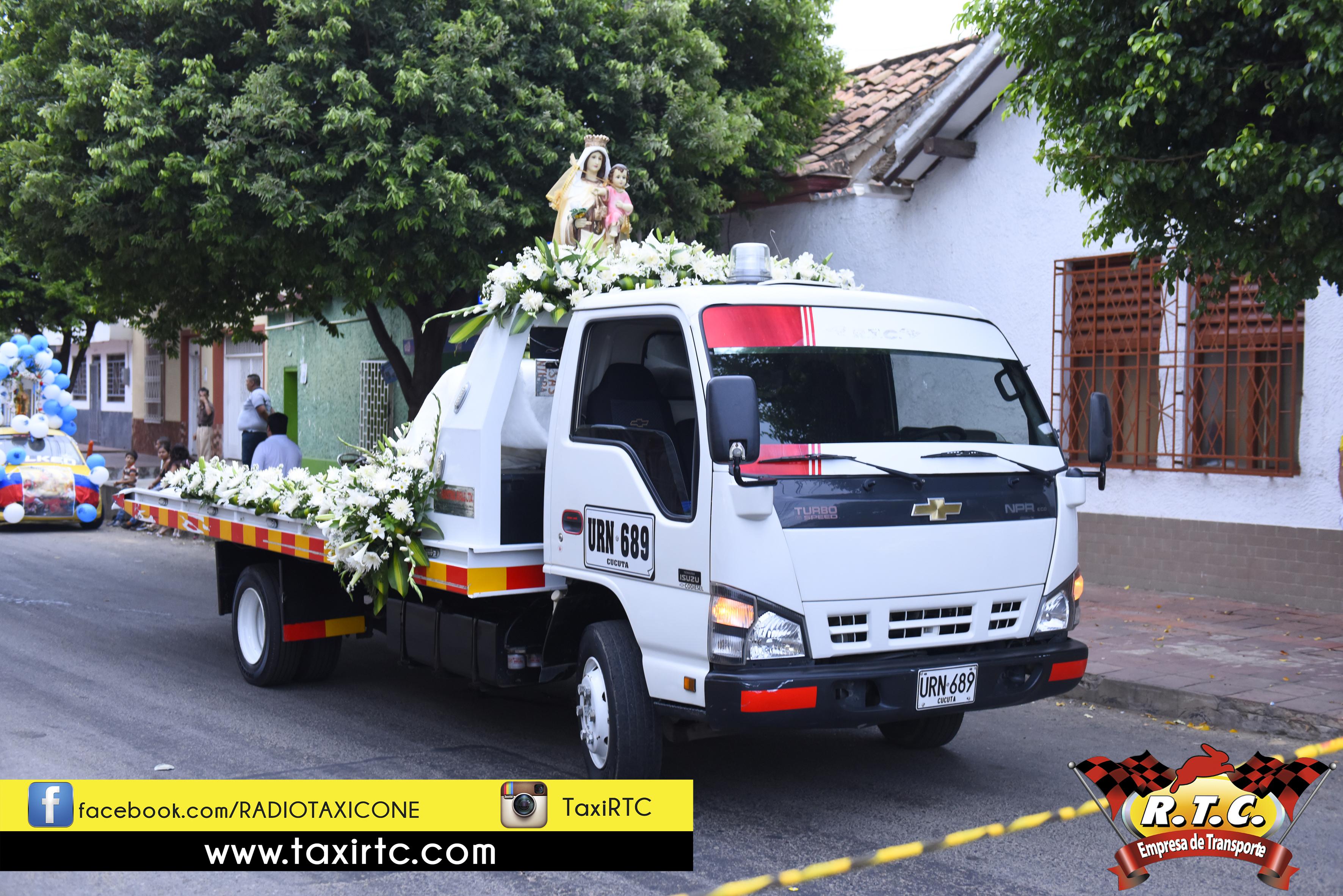 Día de la Virgen del Carmen 2016