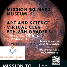 Mission to Mars Museum
