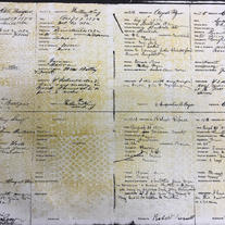 WallPAPER of Respect: The Freedmen's Bank Ledgers