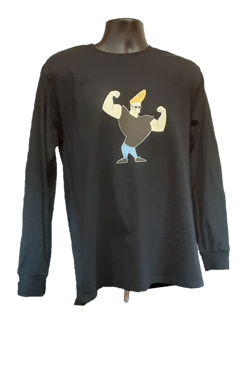 JohnnyBravo long sleeve