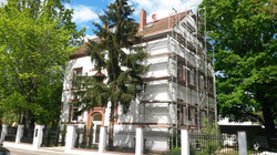 Denkmalgeschütztes Gebäude Hanau