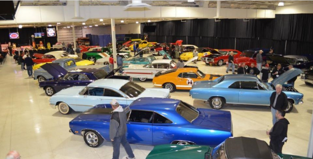 Hoosier Classic Car Auction