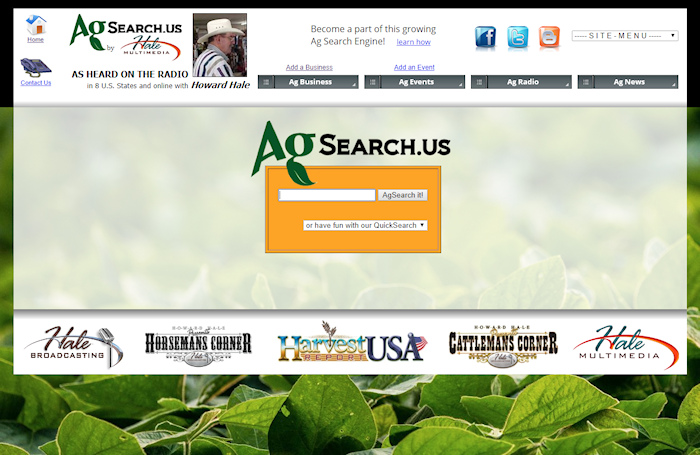 AgSearch.us - Ag Search Engine
