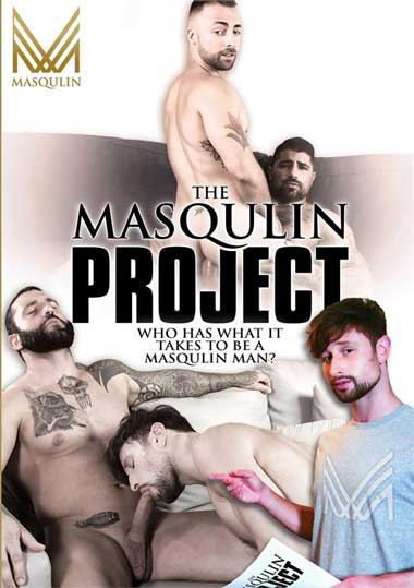 The Masqulin Project Cover Front