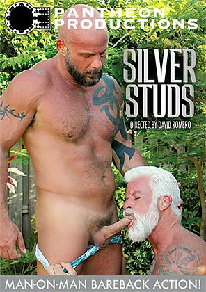 Bald Guys, Bareback, Beards, Daddies, Fingering, Muscled Men, Natural Body Hair, Older Men, Outdoors, Rimming, Tattoos
