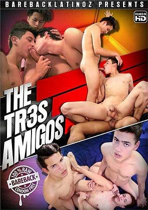 Bareback, International, Latin, Threesomes, Twinks, Uncut