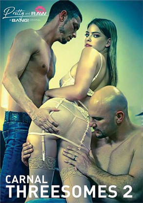Pretty And Raw: Carnal Threesomes 2