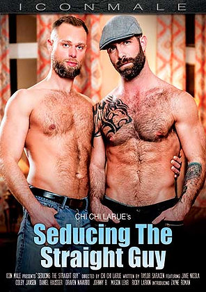 Seducing The Straight Guy