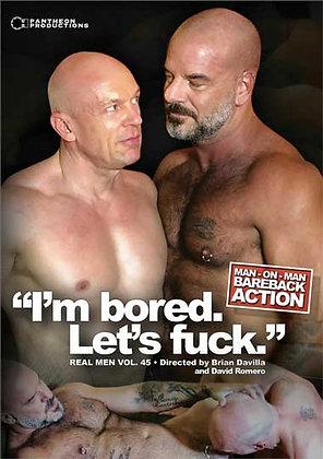 Amateur, Bald Guys, Bareback, Bears, Creampie, Daddies, Muscled Men, Tattoos, Uncut