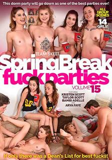 Spring Break Fuck Parties 15