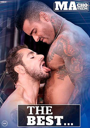 Double Penetration, Muscled Men, Rimming, Tattoos, Threesomes, Uncut