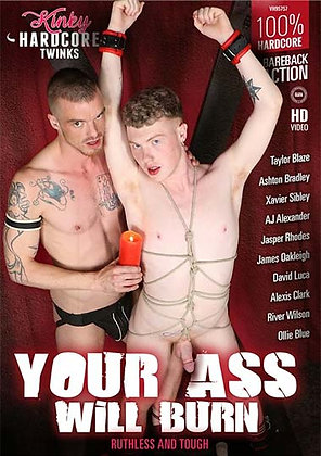Bareback, BDSM, Blindfolds, Bondage, Candle Wax, Fetish, Interracial, Rimming, Sex Toy Play, Threesomes, Twinks