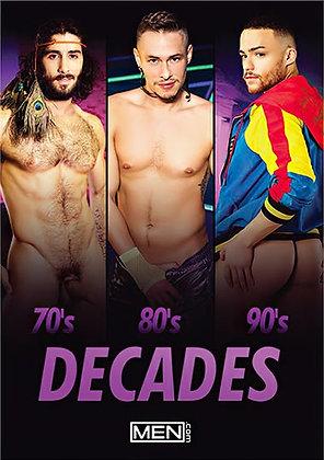 Beards, Muscled Men, Natural Body Hair