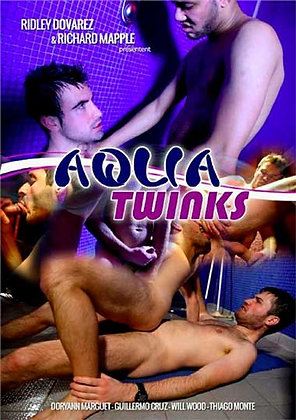 Feature,France,International,Threesomes,Twinks,Water Play
