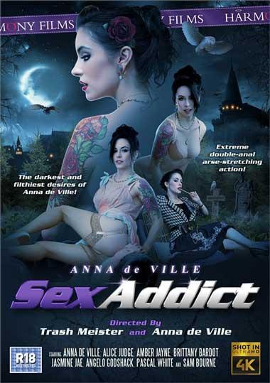 Anna De Ville Sex Addict