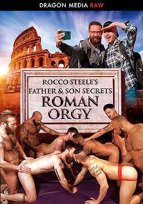 Rocco Steele's Father And Son Secrets - Roman Orgy