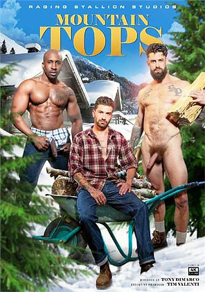 Bareback, Beards, Big Cocks, Feature, Interracial, Muscled Men, Natural Body Hair, Prebooks, Rimming, Tattoos