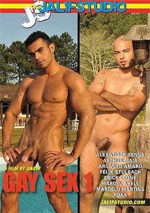 Latin, Muscled Men, Nipple Play, Outdoors, Rimming, Tattoos