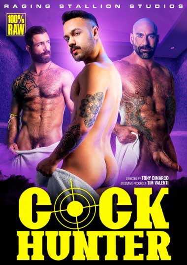 Cock Hunter Cover Front