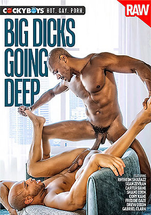 Bald Guys, Bareback, Big Cocks, Black, Deep Throat, Feature, Horse Hung, Muscled Men, Gay porn movies, hd gay porn
