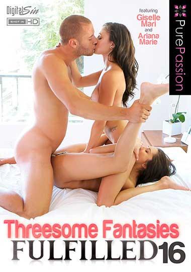 Threesome Fantasies Fulfilled 16