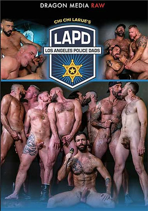 Bareback, Beards, Blue Collar Guys, Cops/Prison, Daddies, Double Oral, Facials, Feature, Muscled Men, Natural Body Hair, Orgy
