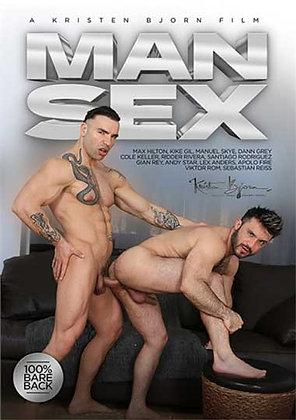 Bareback, Daddies, Double Oral, European, International, Interracial, Muscled Men, Spain, Tattoos, Threesomes, Uncut