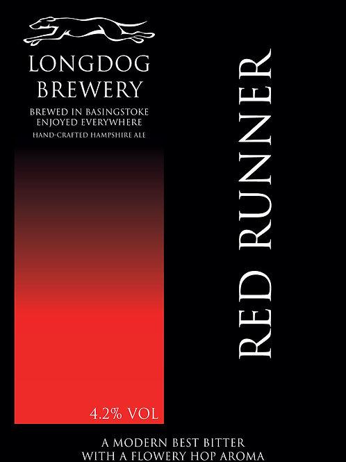 Red Runner - Bag-in-Box