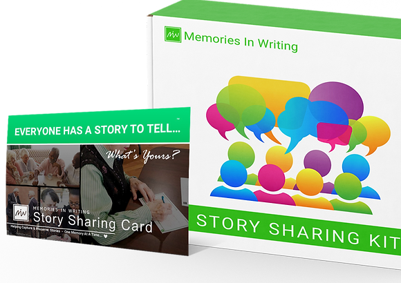 Story Sharing Cards Kit