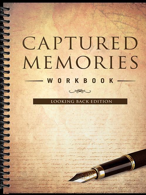 Captured Memories Workbook