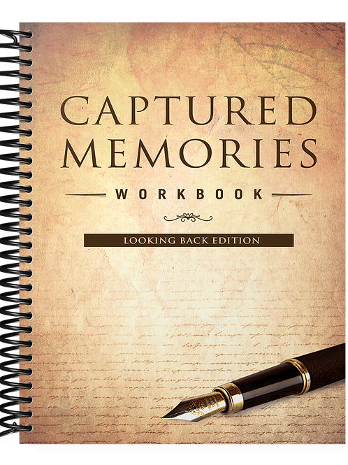 Captured Memories Workbook Full Edition: Bulk Package