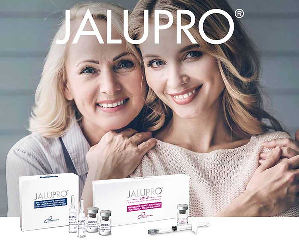 Jalupro at G&T Aesthetics Stamford Lincolnshire