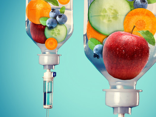 IV VITAMIN THERAPY & IT'S BENEFITS