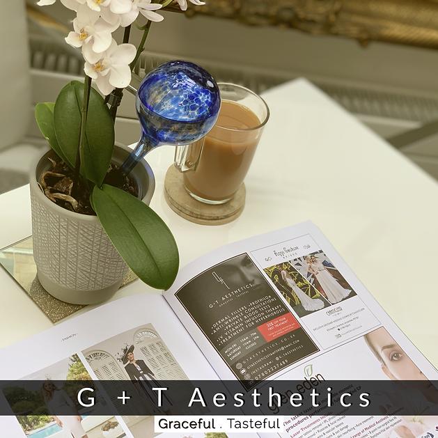 Stamford Pride Dermal Fillers Botox Stamford Lincolnshire UK | G&T Aesthetics